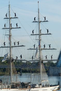 Tall Ships... Bay City Mi