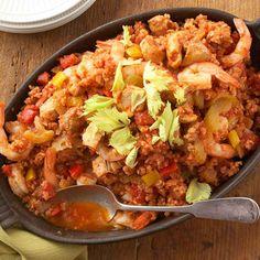 Chicken & Shrimp Jambalaya