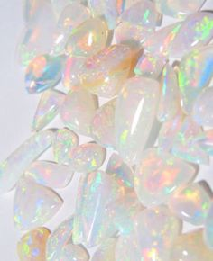 opals - my favorite!