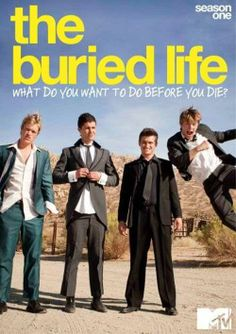 The Buried Life!