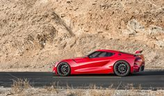 toyota resurrects the supra with the FT-1 concept at NAIAS 2014