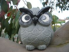 garden owl