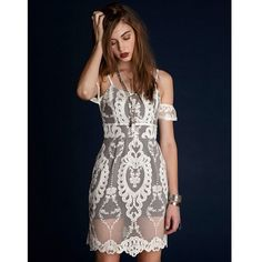 Lace dress from Wasteland