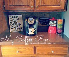 freshly {b}rewed : My Coffee Bar