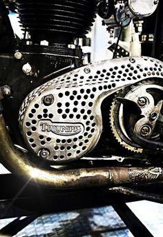 Triumph Motorcycles - via habermannandsons