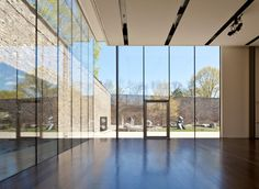 Michener Museum Glass Pavilion, Doylestown, PA - KieranTimberlake