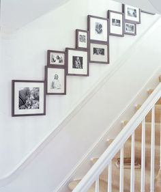 staircase display