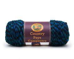 Country Yarn from Lion Brand Yarn