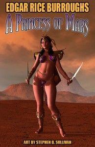 Elf Princess on Mars released! | Stephen D. Sullivan