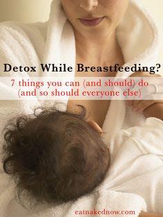 For the breastfeeding mamas...