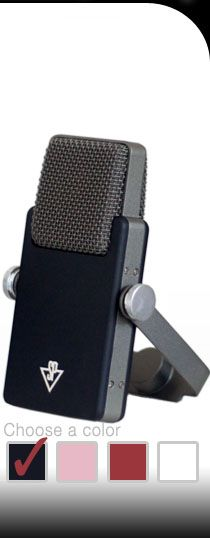 Little Square Mic - USB and XLR