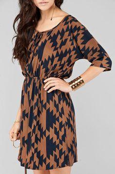 great fall dress