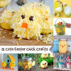 Baby Chicks 10 of the Cutest Easter Crafts Ever