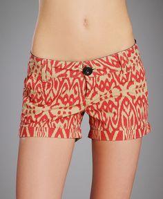 Benson Aztec Poplin Shorts