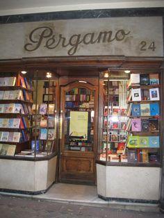Librería Pérgamo, Madrid.