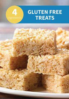 Rice Krispies Gluten Free Treats -- Made with Rice Krispies® Gluten ...