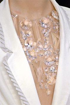 Plexiglas necklace