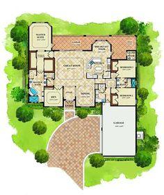 Lennar Homes SWFL - Hawthorne floor plan - Arlington Oaks Fort Myers FL