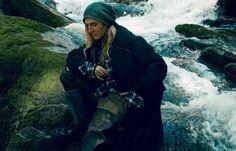 John Galliano 2013 - photo Annie Leibovitz