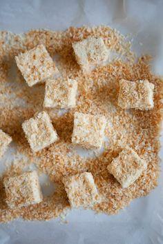 Coconut Marshmallows / blog.jchongstudio.com #paleo
