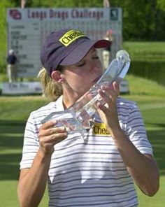 Golf trophy or glass dildo?