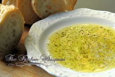 Tuscan Herbed Dipping Bread Oil herb dip, dip bread, tuscan herb
