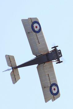SE.5a #flickr #biplane #WW1 #replica