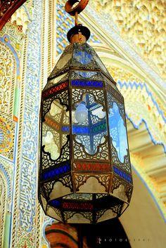 Moroccan Lantern www.asilahventures.com