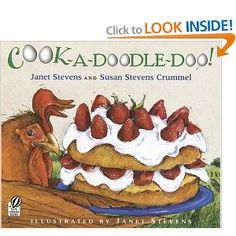 Great book to Compare/contrast with the Little Red Hen!!