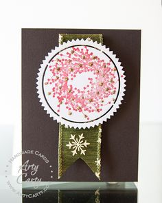 Designed by Stephanie Lee using Circles of Christmas appetizer set