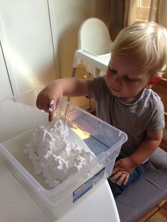 The Activity Mom: May Busy Boxes