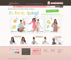 cute fun e-commerce