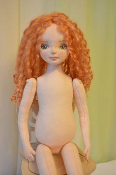 Делать куклы из ткани