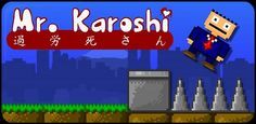Karoshi - The objective is to die, not survive! Really fun and complex game karoshi, complex game, android game, awesom android