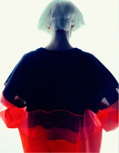 Beautiful colour and depth in Jia Hua's graduate collection, photographed by Paul Jung