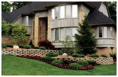 tiered yard landscaping | categories landscape design ideas landscaping pictures ideas landscape ...