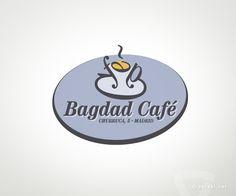 Bagdad Café - www.versal.net • Diseño Gráfico • Identidad Visual Corporativa • Publicidad • Diseño Páginas Web • Ilustración • Graphic Design • Corporate Identity • Advertising • Web Pages • Illustration • Logo