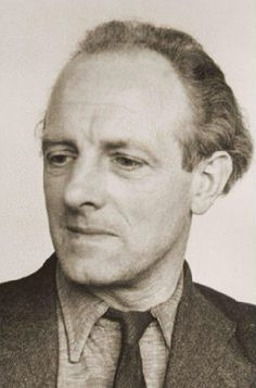Joop Westerweel, schoolteacher executed by the Nazis for helping Jews escape from the Netherlands.  — Beit Lohamei Haghettaot