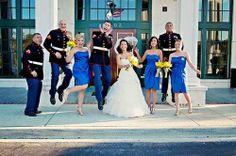 Marine Corp Wedding Ideas