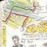 Artists Journal Workshop: Travel sketchbook thoughts : Alissa Duke