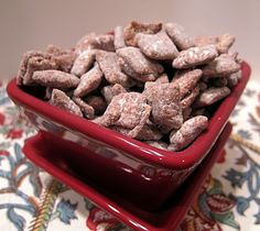 muddy buddies just so I can remember quantity