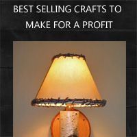 how to know what crafts to make that will sell for a profit
