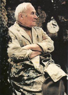 Joan Miró.  Sygma / Agência John Hillelson.