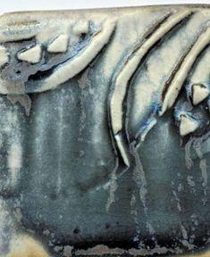Textured Blue Glaze RecipeCone 6, reduction  Talc17.0%  Whiting10.0%  Frit 3134 (Ferro)20.0%  Nepheline Syenite30.0%  Edgar Plastic Kaolin (EPK)13.0%  Silica (Flint)10.0%  Total:100.0%  Add:  Zircopax10.0%  Cobalt Carbonate0.5%  Copper Carbonate1.0%  Rutile3.0%
