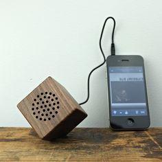 Wood Mini Speaker