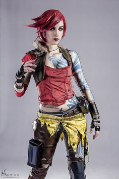 Amazing!!Lilith - Borderlands 2 - #borderlands #cosplay