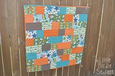 quilts for sick kiddos in hospitals