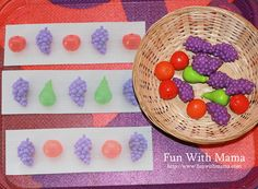 Many links to preschool printables for activity trays; some of these I have already pinned, but others I have not seen before  - pinned by @PediaStaff – Please Visit ht.ly/63sNtfor all our ped therapy, school & special ed pins