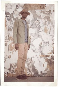 OBEY 2012 Fall Lookbook