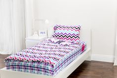 Zipit Bedding Mix 'N Match with Rocker Princess and Sweet Stuff. Zipit Bedding is America's FIRST all-in-one zippered bedding that will forever change the way people, of ALL ages, make their beds! Simply put, it works like a Sleeping Bag… you just Zipit!